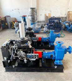 柴油机排涝泵